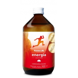 Aloes Live Energia (500 ml) (Laboratoria Natury)